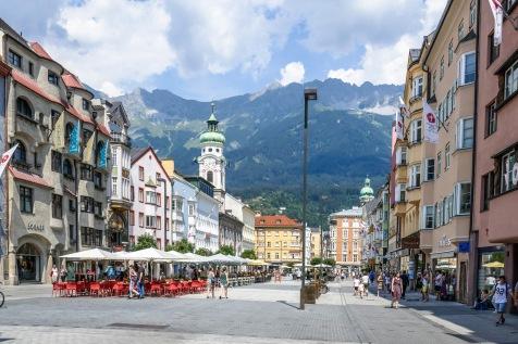 1 Innsbruck Main Square