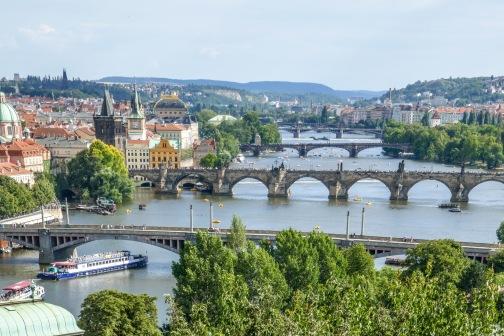 1 Prague Bridges