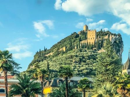 10 Castle above Arco