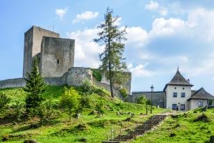 11 Landstejn castle