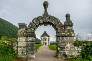 3 Baroque Chapel