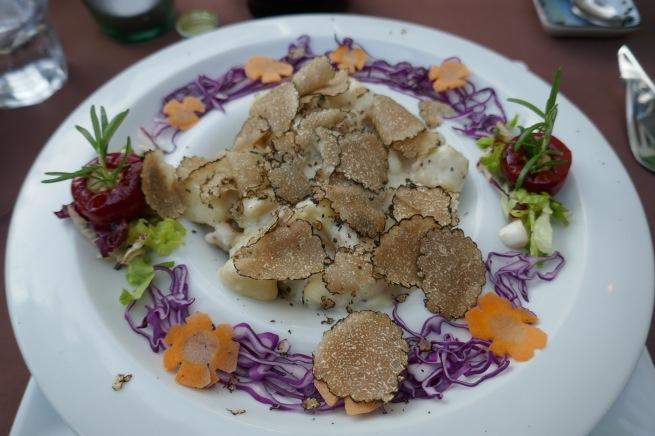 3 Truffels & Gnocchi
