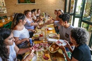 4 La Fattoria Lunch Banquet