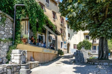 4 Old Town Lovran